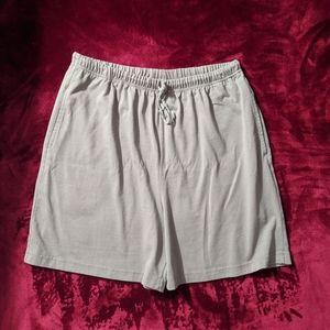 💚 Olive Green Classic Elements Shorts